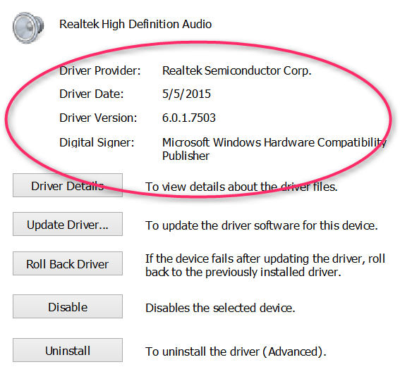 how to use realtek hd audio manager windows 10