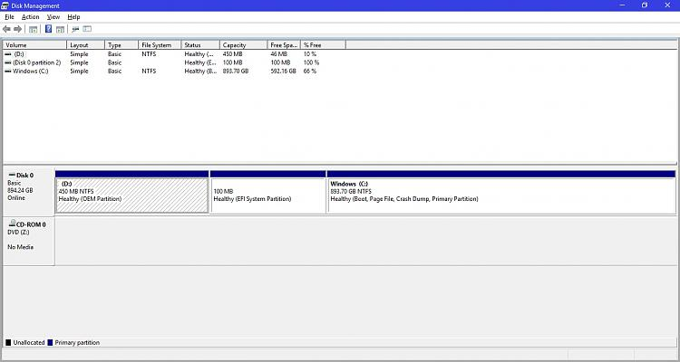 Updated to 1803 via Windows Update - now D: OEM partition is showing-disk2.jpg