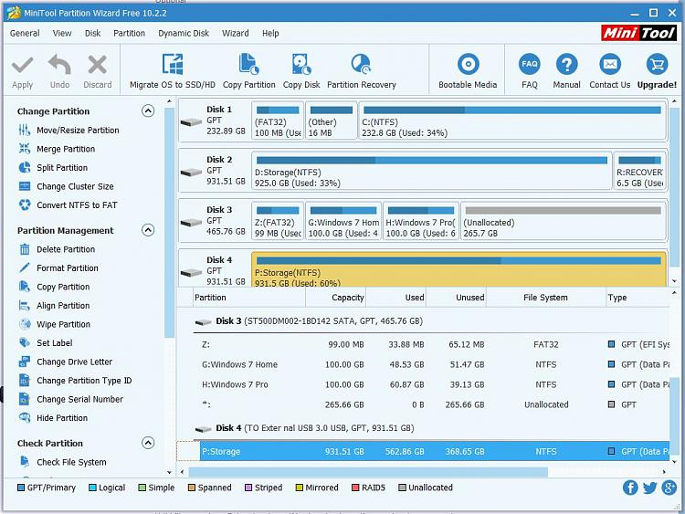 New 1803 version created a new disk partition - Can I reclaim it