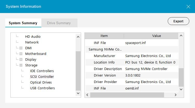 Samsung NVME Driver Updated - Windows 10 Forums