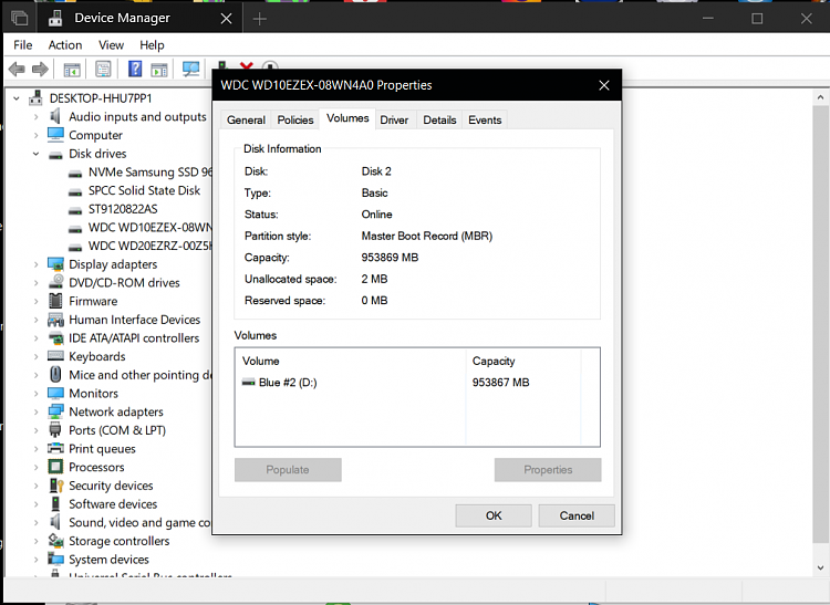 Internal SATA drive show on Device Manager But not on Explorer listing-image.png