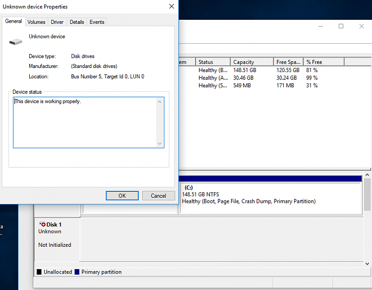 how to check hard drive in bios windows 10