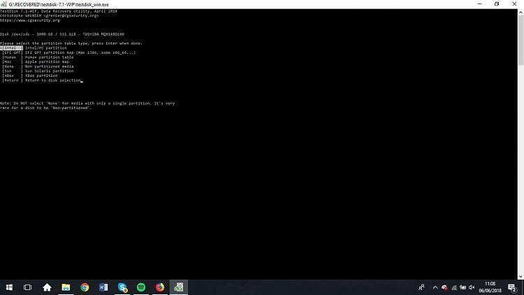 Click image for larger version.  Name:testdisk 2.png Views:0 Size:66.9 KB ID:191251