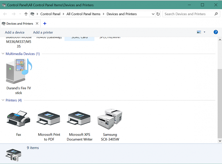 """Multiple (duplicate) printers listed in """"Devices and Printers""""-printers.png"""