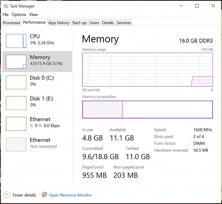 Windows won't recognize half my RAM-performance.png