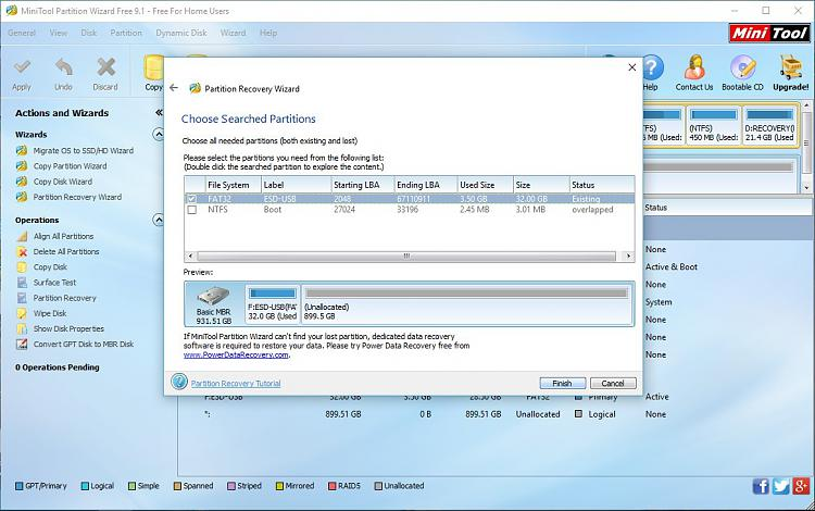 External Hard drive formatted / deleted while installing windows 10-powertool-9.1-scan-results-2.jpg