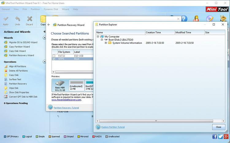 External Hard drive formatted / deleted while installing windows 10-powertool-9.1-scan-results-5.jpg