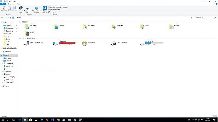 how to rename hard drive letter windows 10