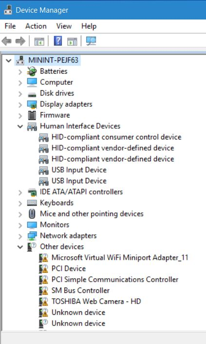 Click image for larger version.  Name:hid device manager.JPG Views:10 Size:55.9 KB ID:194736
