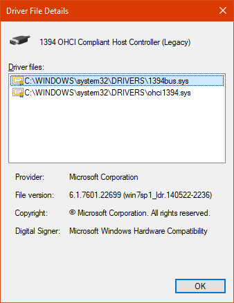 1394 (Firewire) Driver-1394-legacy.png