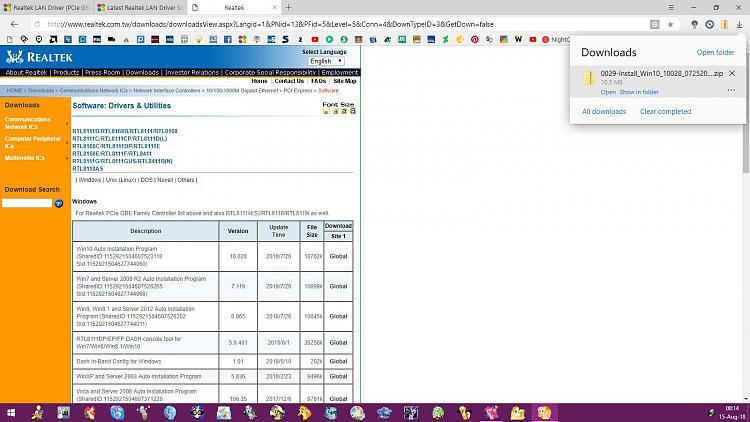 Realtek LAN Driver (PCIe GBE Family Controller) Latest Version 10.026-capture_08152018_081437.jpg