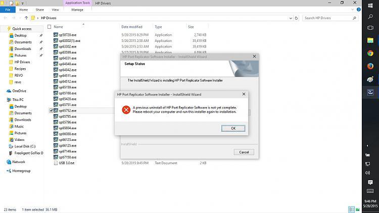 Click image for larger version.  Name:Port error.jpg Views:32 Size:172.3 KB ID:20132
