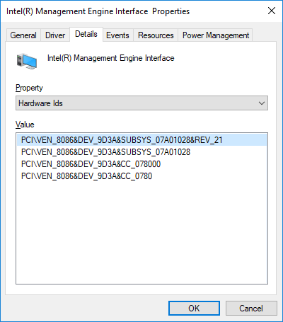Intel Trusted Execution Engine Interface Driver-image.png