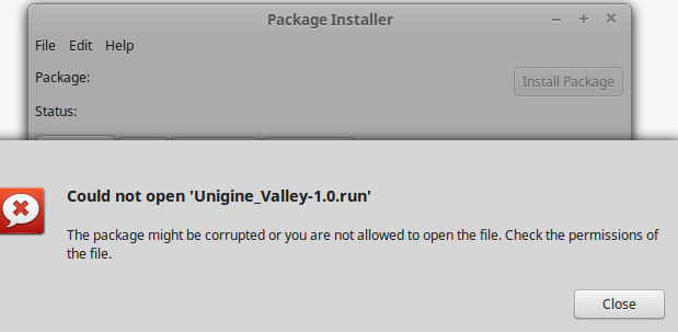 Is it a hardware problem which has nothing to do with Windows?-package-installer-cannot-open-.png