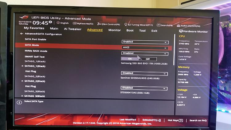 SSD optimization and TRIM unable to run on all SSD's  - Windows 10