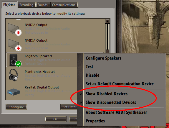 Bluetooth  speakers paired but not showing in Sound - Playback-000085.png