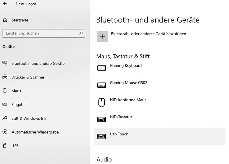 Touchpad Options are missing - Windows 10 Forums