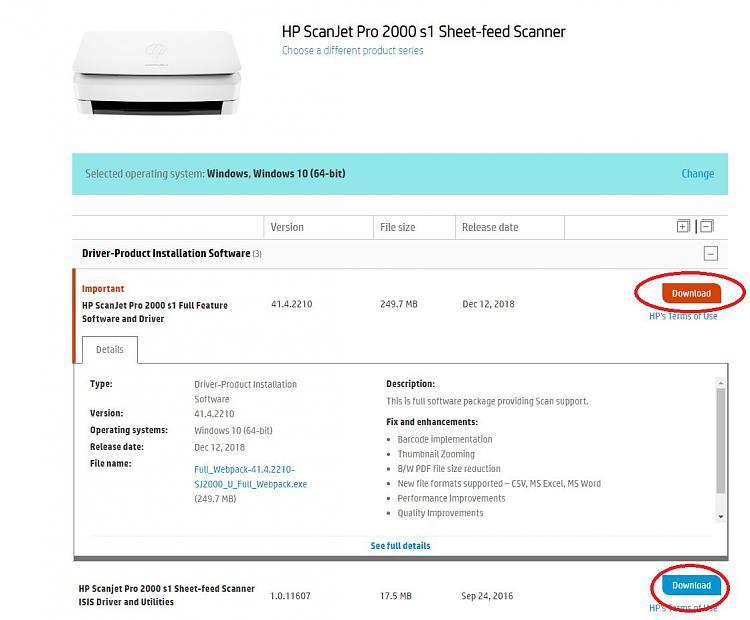 HP ScanJet Pro 2000 s1 Sheet-feed Scanner Front Panel Button prob-hp-scanjet.jpg