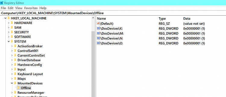 """Can't rename any drive to """"M""""-2019-04-16_07h39_24.png"""