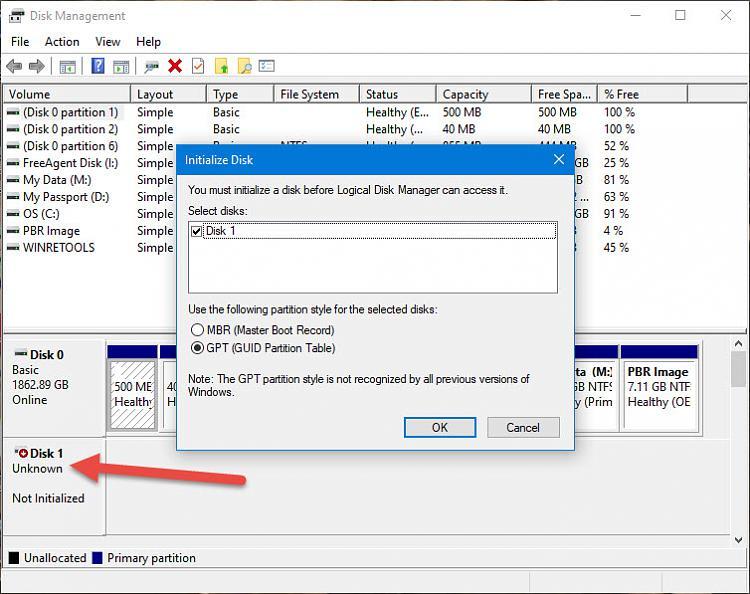 Windows 10 1903 Restart zaps SSD drive letter - Windows 10
