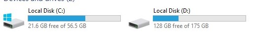 Add more space to C partition without reinstalling windows ?-drive.jpg