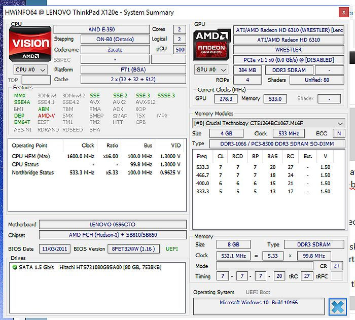 Pilotes pour AMD SATA Controller pour Windows 10 64-bit