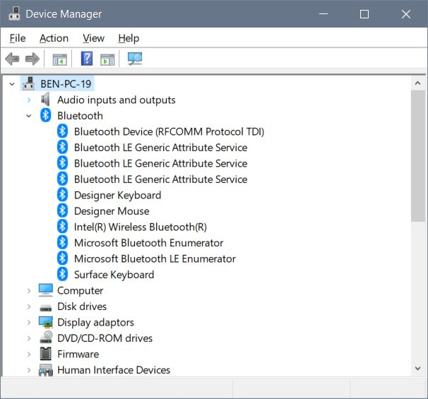 Bluetooth Keyboard Drops Out Or Key Repeats Windows 10 Forums