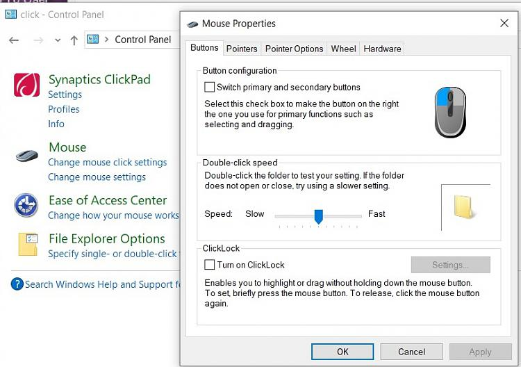 how do I stop windows 10 1903 from updating synaptics mouse driver-mouse.jpg