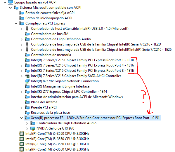 Weird PCI Express port in device manager-imagen.png
