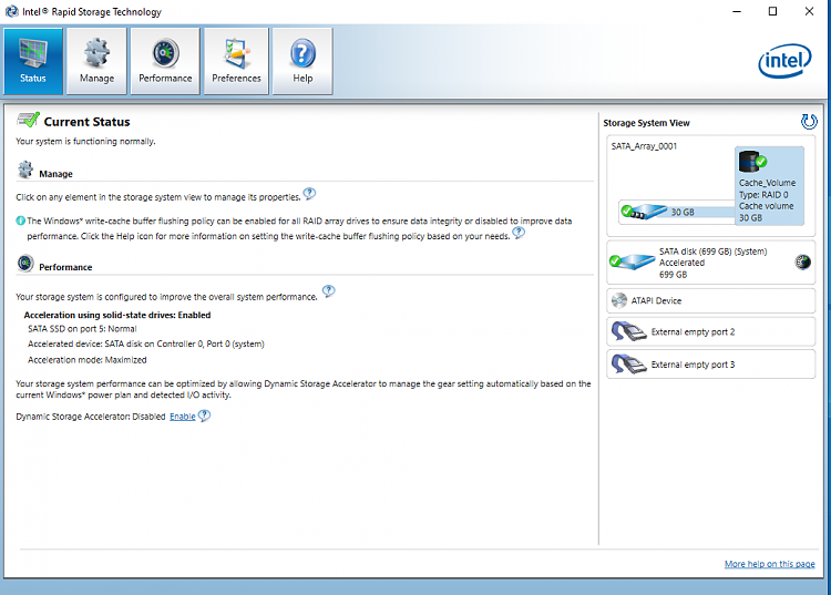 Options to recover a RAW recovery partition or create a new one-ten-forums-irst-flash-cache-part-1.png