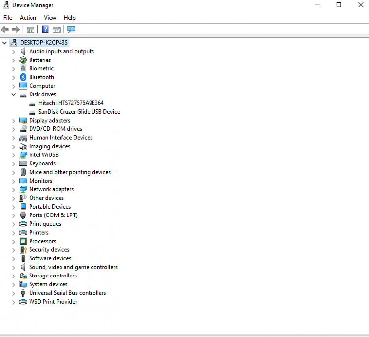 Options to recover a RAW recovery partition or create a new one-ten-forums-device-manager-3-17-2020.png