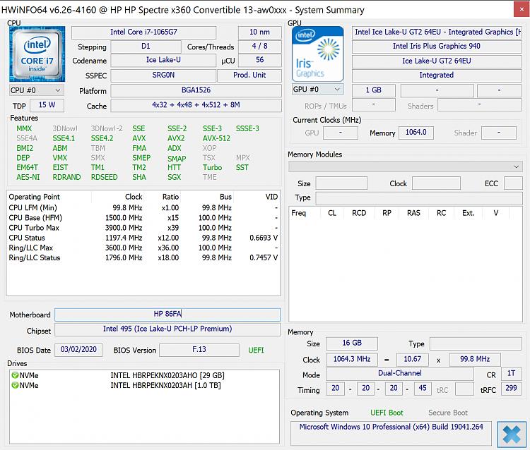 Latest Intel Management Engine Driver-hwinfo.png