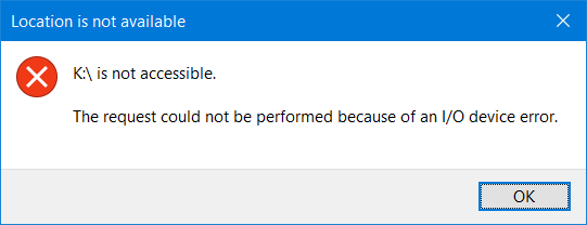 Drive not accessible after x seconds timeout device error-k-not-accessible.png