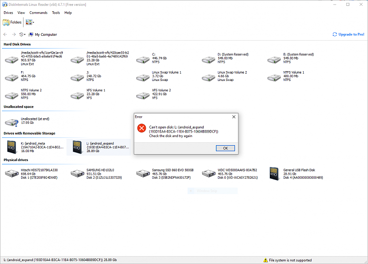 Make an android formatted drive work in windows, or not nag to format?-image.png
