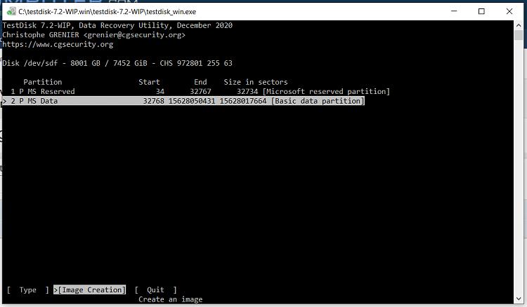 Testdisk Windows 10 Anleitung