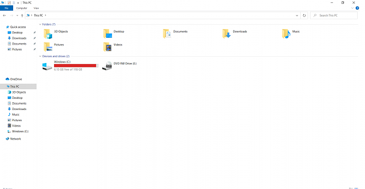 D disk disappeared, healthy partition-img3.png