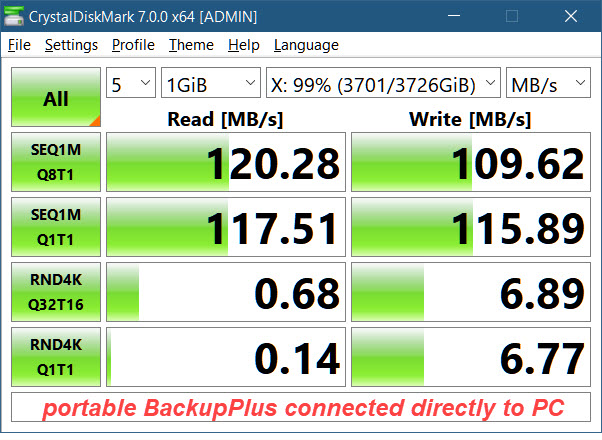 Why is the SSD enclosure benchmarking so low thru the monitor hub?-4tb-backupplus-portable-connected-directly.jpg