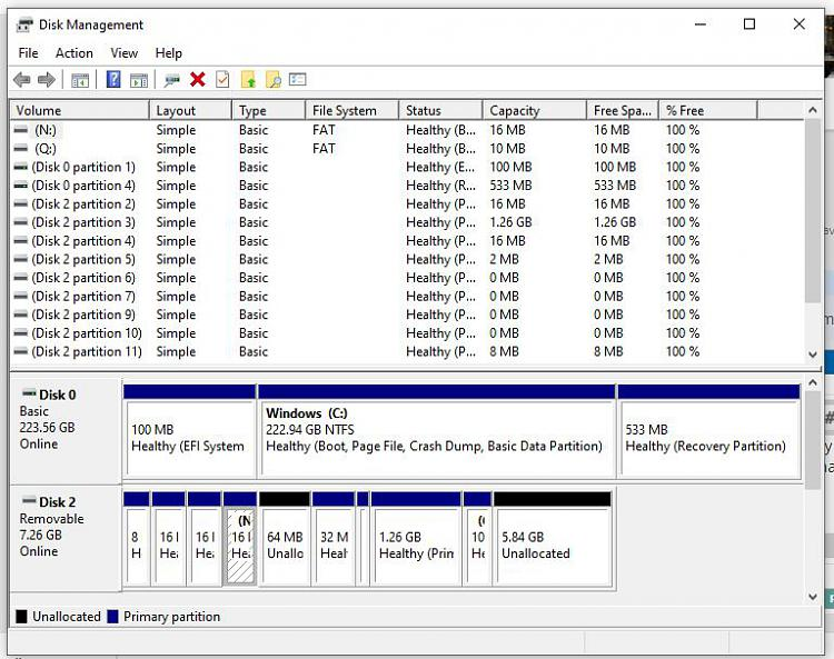 How to I get rid of multiple values in Sandisk flash drive?-disk-management.jpg