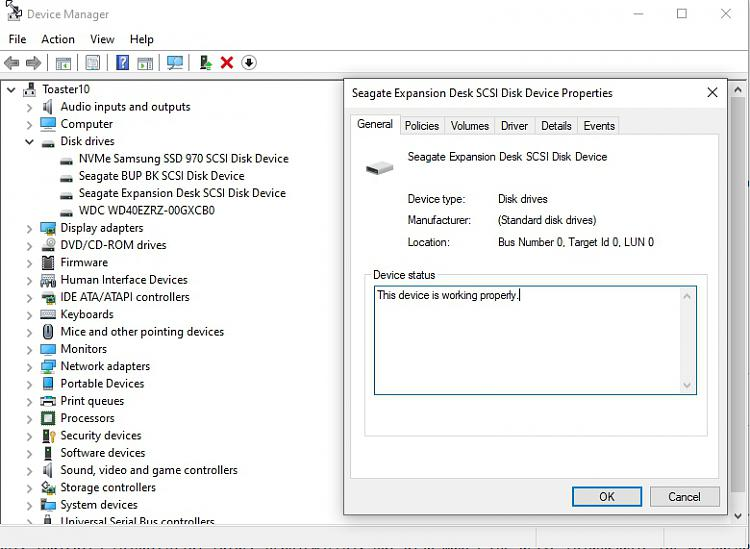 New Seagate harddrive disconnects until **power plug** is pulled-seagate-8b-device-manager-1.jpg