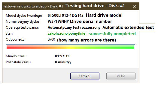 The disk structure is corrupted and unreadable. - Error-results.png