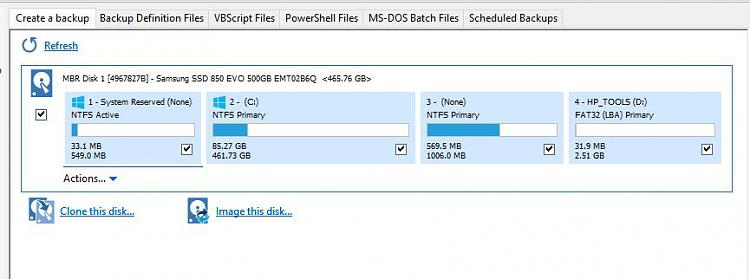 Cannot change unallocated space into partition with drive letter-view-now-macrium.jpg