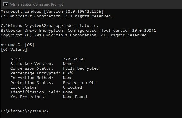 Unable to extend C drive with Unallocated Space-cmd.jpeg