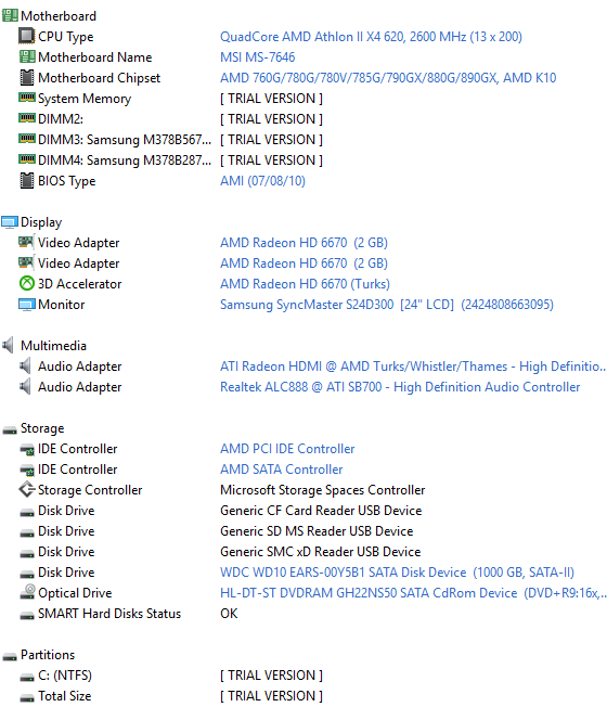 amd 785g chipset driver windows 10