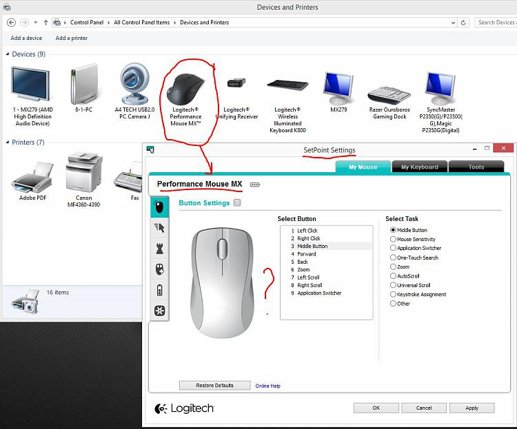 Latest Logitech SetPoint Software - Page 4 - Windows 10 Forums