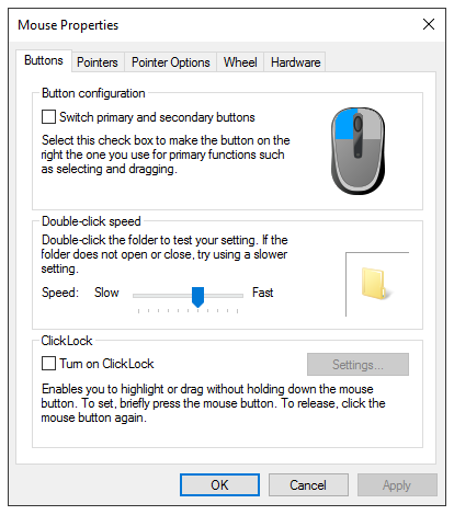 Latest Synaptics Touchpad Driver for Windows 10 - Page 3