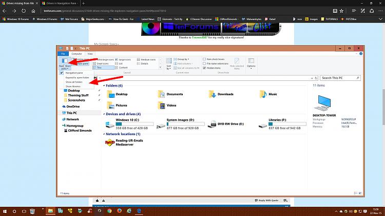 Drives missing from File Explorer's Navigation Pane-image-003.png