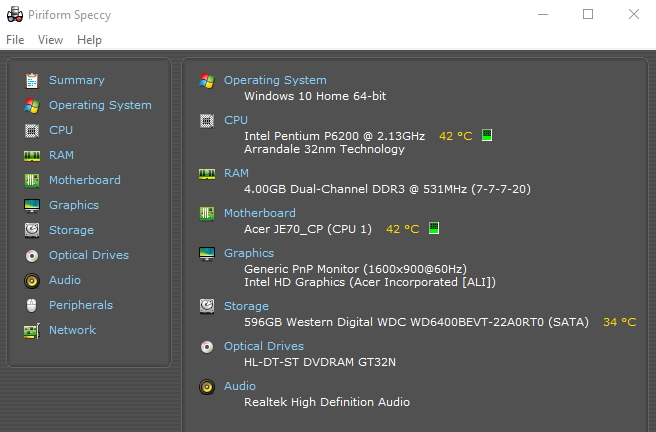 Click image for larger version.  Name:Acer specs.jpg Views:3 Size:140.8 KB ID:60478