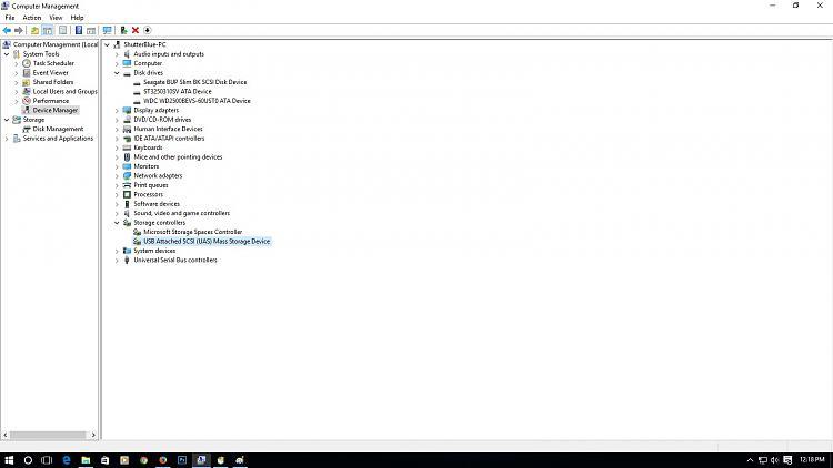 External Hard drive not accessible    - Windows 10 Forums