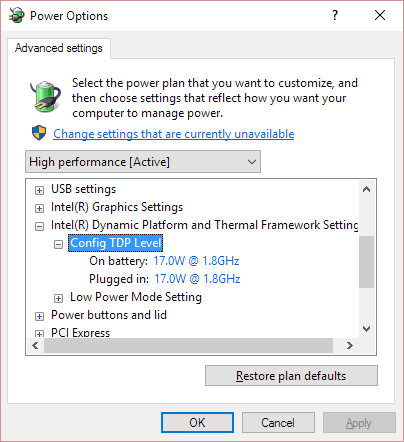 Processor keeps capping at 0 99ghz Solved - Windows 10 Forums