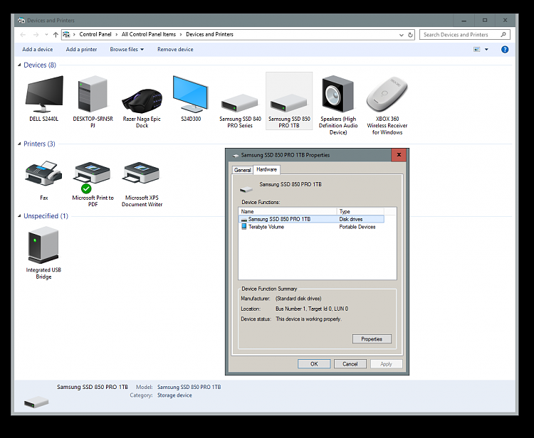 how to change to ssd windows 10